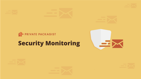 Security Monitoring for Composer Projects